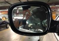 Sablare oglinzi auto
